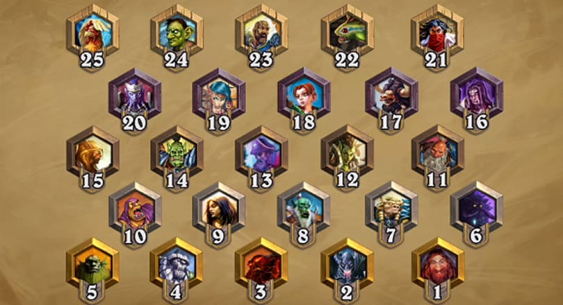 The Lord of the Rings cast as Hearthstone cards