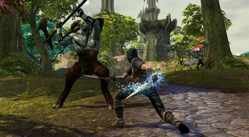 Trion signs deal with Belver to localize RIFT for Russia