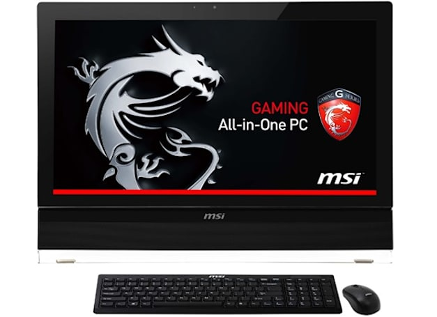 MSI AG2712A 27-inch gaming all-in-one hitting Europe this month