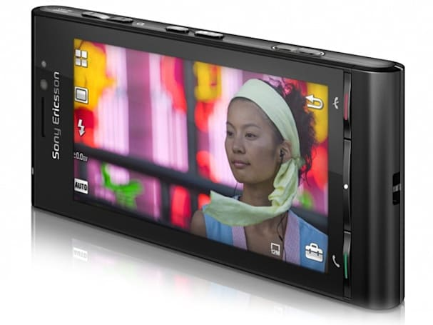 Sony Ericsson Aino and Satio hitting the UK on October 7