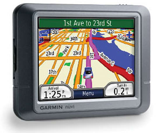 Garmin intros Nuvi 260 with text-to-speech