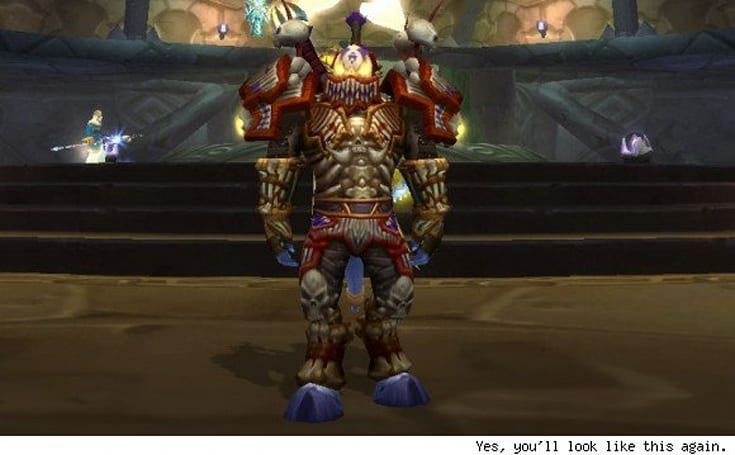 The Light and How to Swing It: Retribution paladin gear in patch 4.1