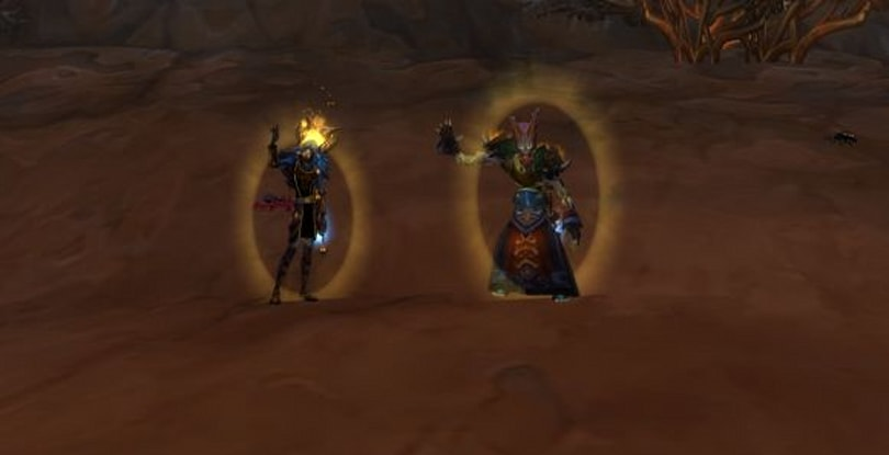 The Light and How to Swing It: Synergizing with priests