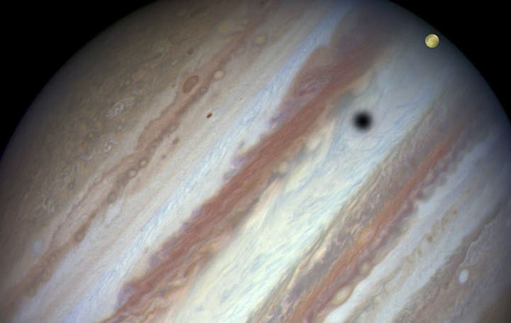 Study says early version of our solar system was ruined by Jupiter