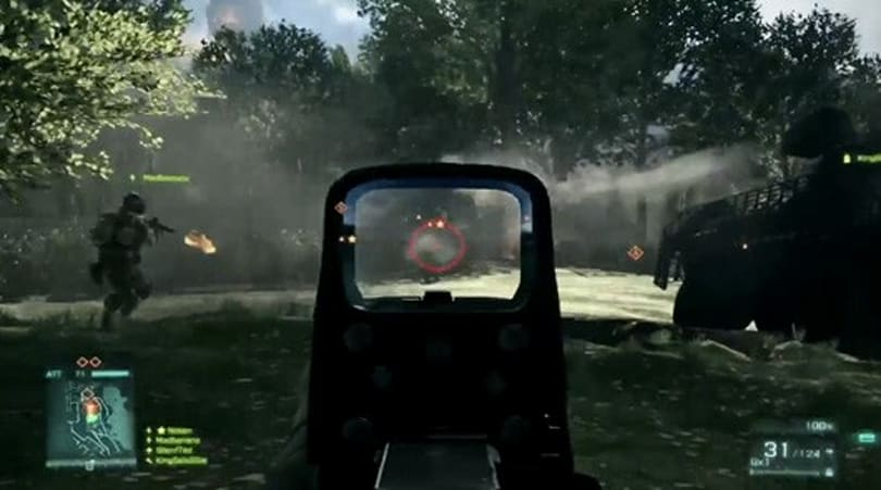 More Battlefield 3 multiplayer footage surfaces