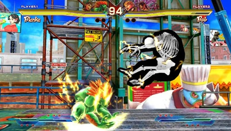 Street Fighter X Tekken Vita includes new 'Ghost Tag' and 'Swap Switch' systems