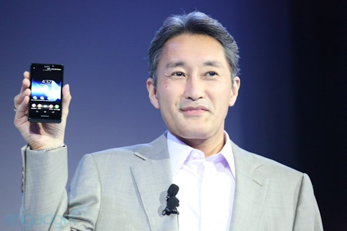 Sony Xperia T flagship unveiled at IFA 2012: offers 4.6-inch HD display, 13MP camera and NFC