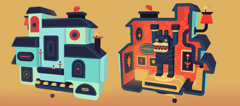Poke monster heads and solve puzzles in VR with 'GNOG' on PS4