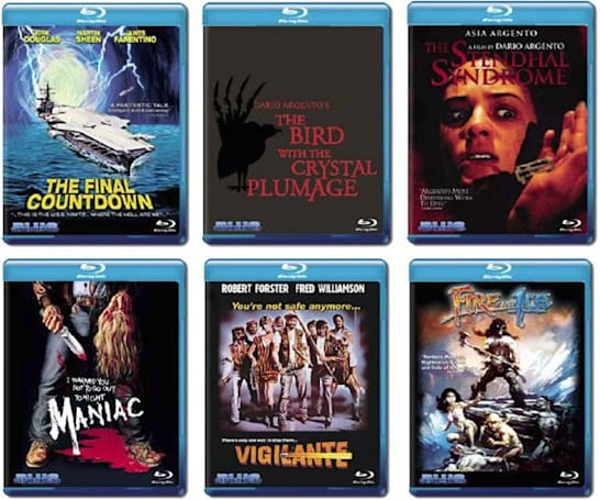 Blue Underground goes Blu-ray, announces initial slate of releases