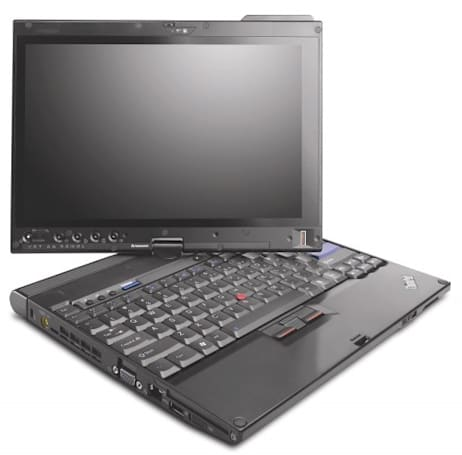 Thinkpad X200t and X200s announced
