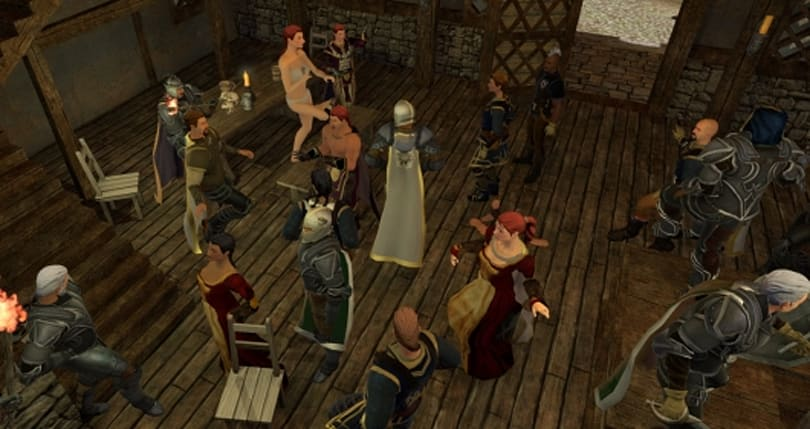Shroud of the Avatar sells player-owned towns for a steep price