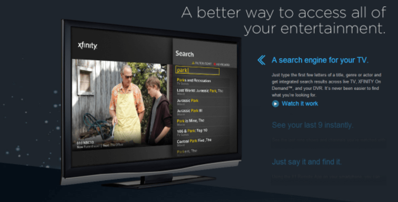 Comcast's X1 availability widens, mass-deployment still planned by year's end