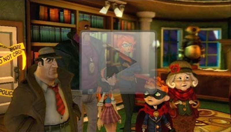 Meet the detectives of Disney Guilty Party