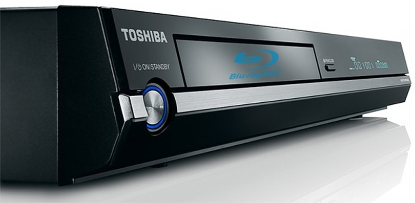 Toshiba launching Blu-ray player by year's end