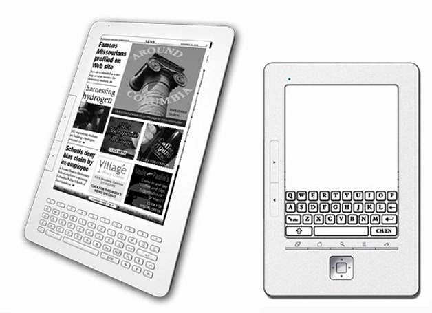 Jinke announces 6 and 9-inch SiPix panel e-readers
