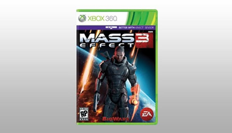 Rumor: Mass Effect 3 getting 'Better with Kinect'