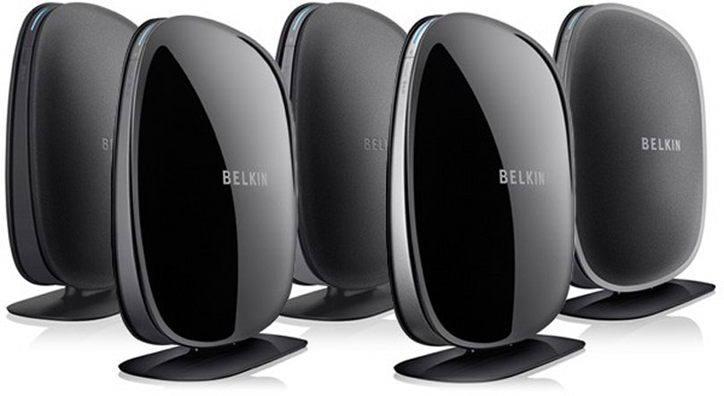 Belkin repackages old wireless routers for its new N-series lineup (updated)