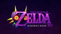 Majora's Mask 3D bundle sports a Skull Kid figurine