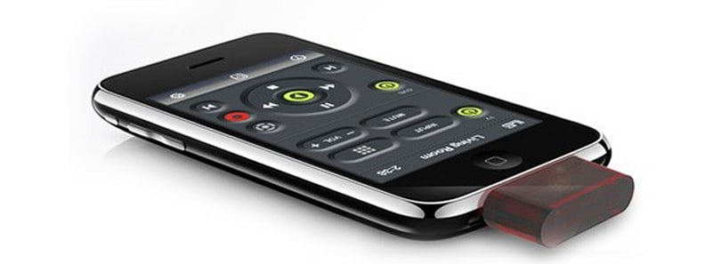 L5 Remote now shipping, turning your iDevice into universal IR boss