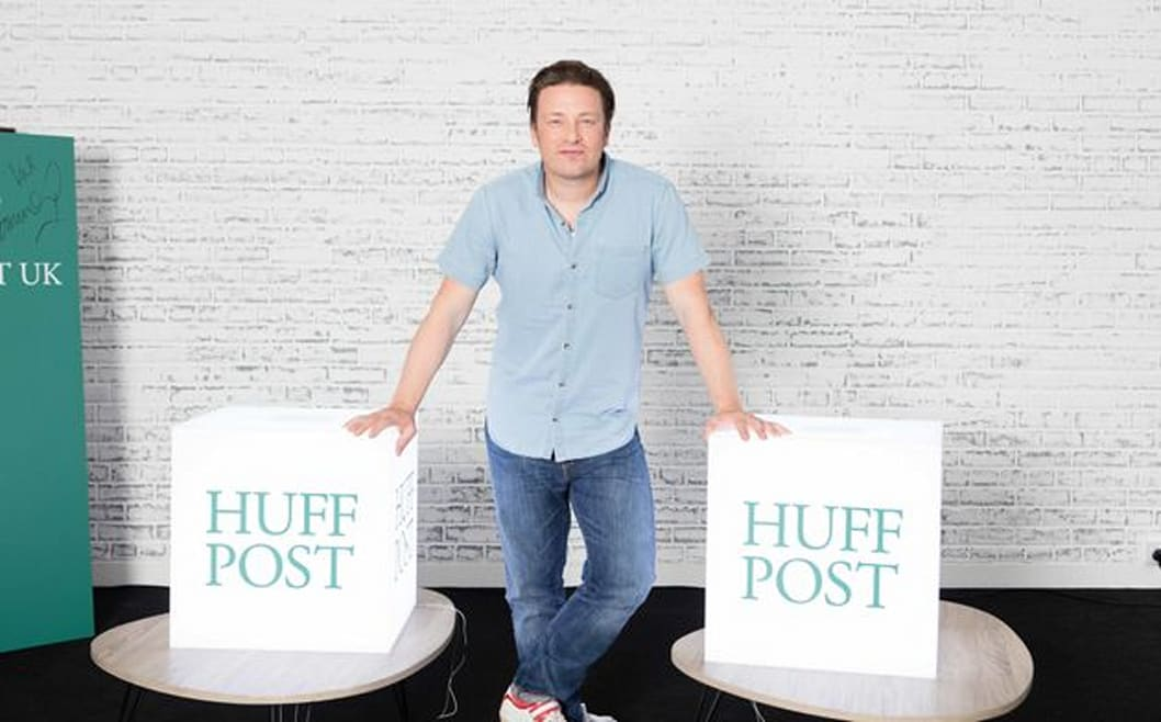 Jamie Oliver Admits 'Parenting Is Really Hard'