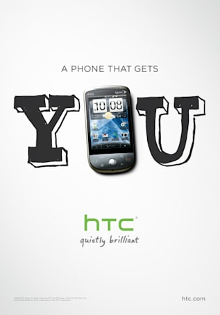 HTC You ad campaign unveiled