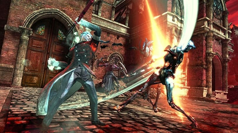 Get a glimpse of the 'Vergil's Downfall' DMC DLC gameplay