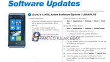 HTC Arrive slated for May 24 security update?