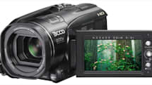 JVC's 3-CCD GZ-HD3 camcorder: like the HD7 but smaller
