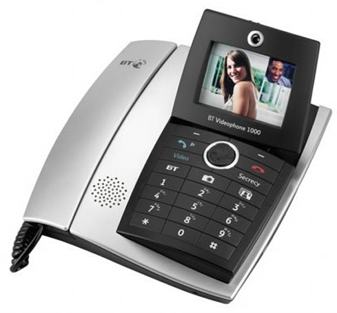BT's underwhelming Videophone 1000 and 2000