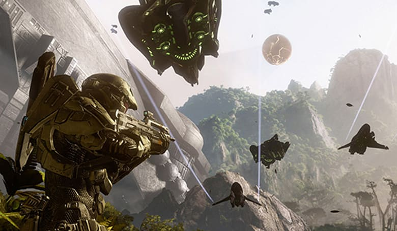 343 Industries loses Halo 4 art director, gains 'Visual Design Consultant'