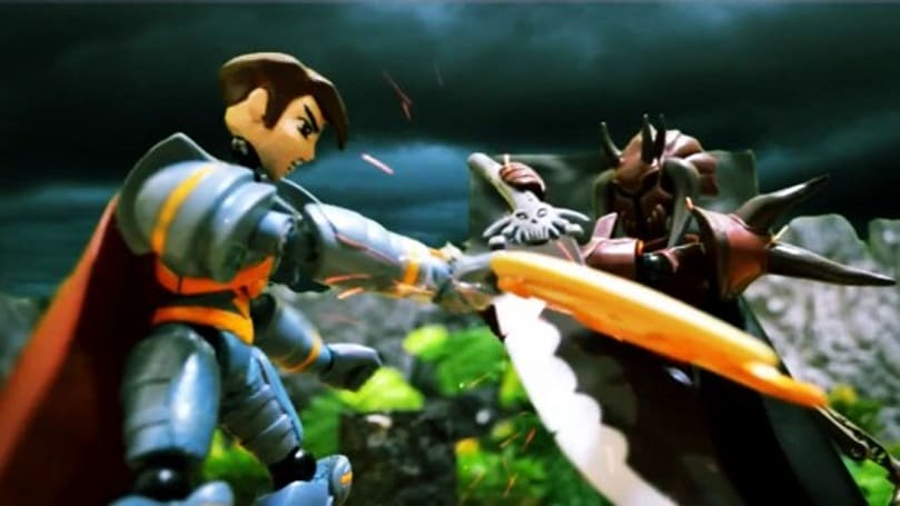 AdventureQuest Worlds releases its first two action figures