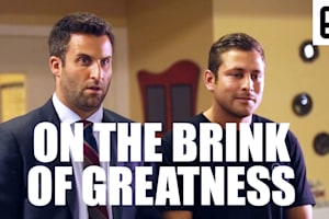 On the Brink of Greatness Trailer