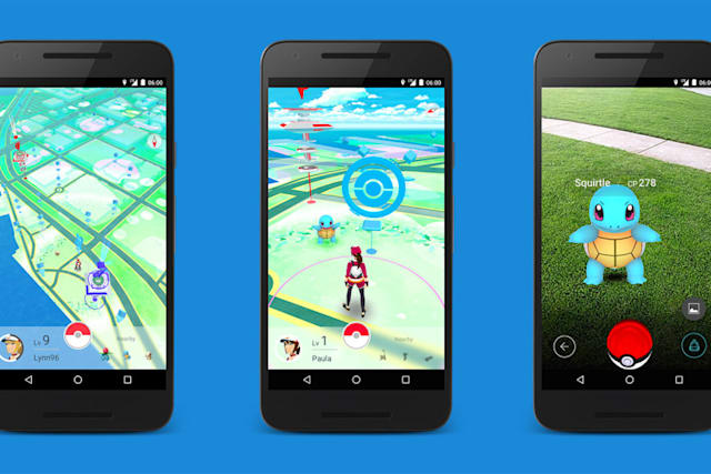 'Pokemon Go' beta arrives on mobile devices