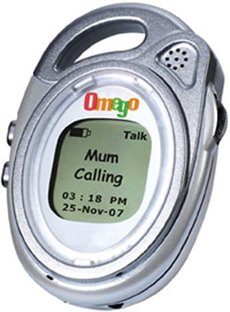 Omego's call saucer for kids