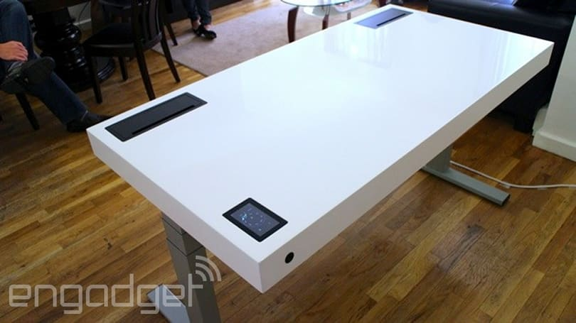 Stir Kinetic smart desk selling for $3,890, New Yorkers can try before buying