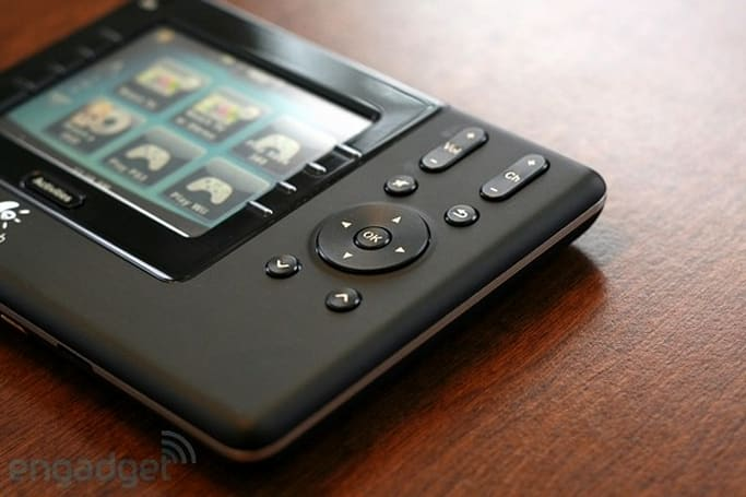 Harmony 1100 remote review: a bigger screen isn't always better