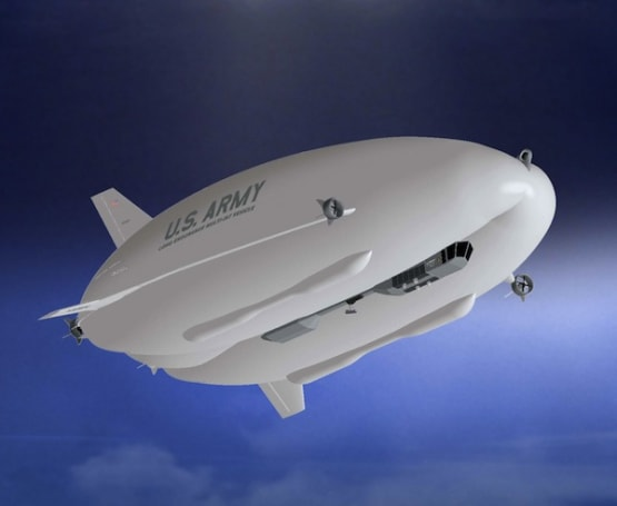 Northrop Grumman wins contract to build US Army's long-endurance hybrid airship