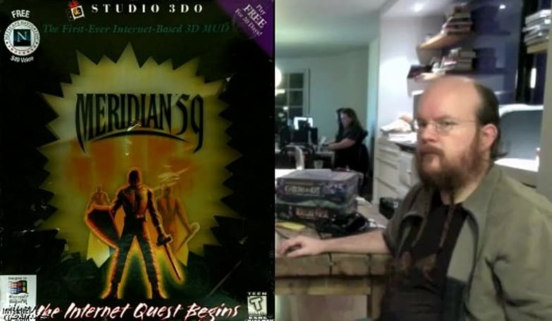 The Game Archaeologist crosses Meridian 59: A chat with Brian Green (part 2)