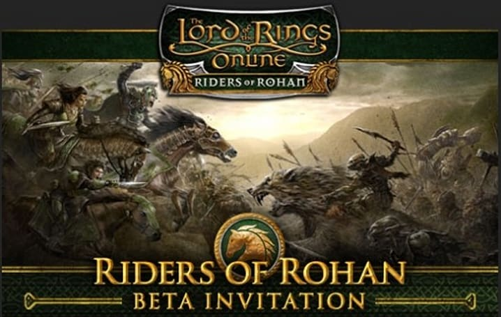 LotRO: Riders of Rohan beta invites ride forth from Turbine [Updated]
