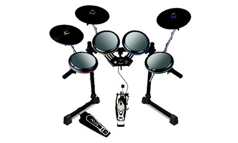 ION making even fancier Rock Band drum set