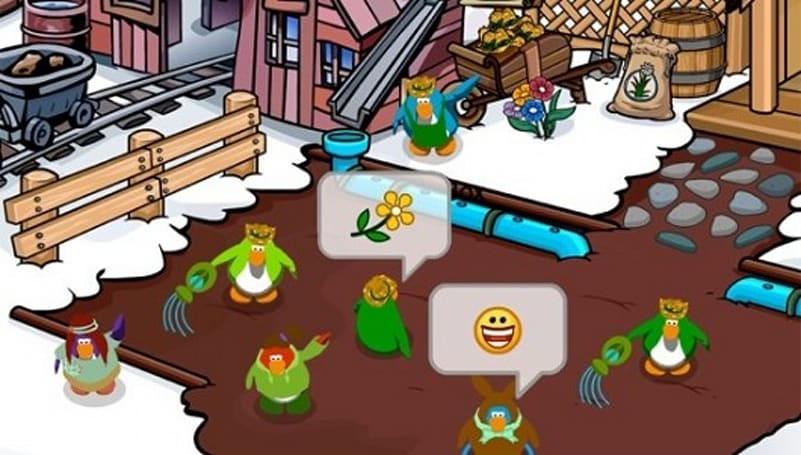 MMO Family: A parent's look at Club Penguin