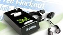 Yamaha's BODiBEAT reviewed: 'part DJ, part heart monitor, and part trainer'