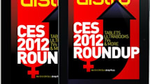 Engadget Distro Issue 24: CES Roundup, OK Go's Andy Ross and SOPA comic relief