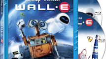 Wall-E Blu-ray details seep out, it's unsurprisingly getting the royal treatment