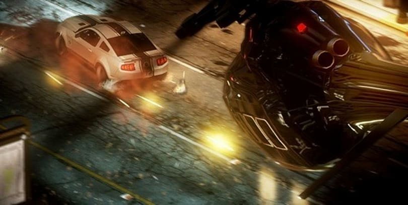 Need for Speed: The Run preview: Action distraction