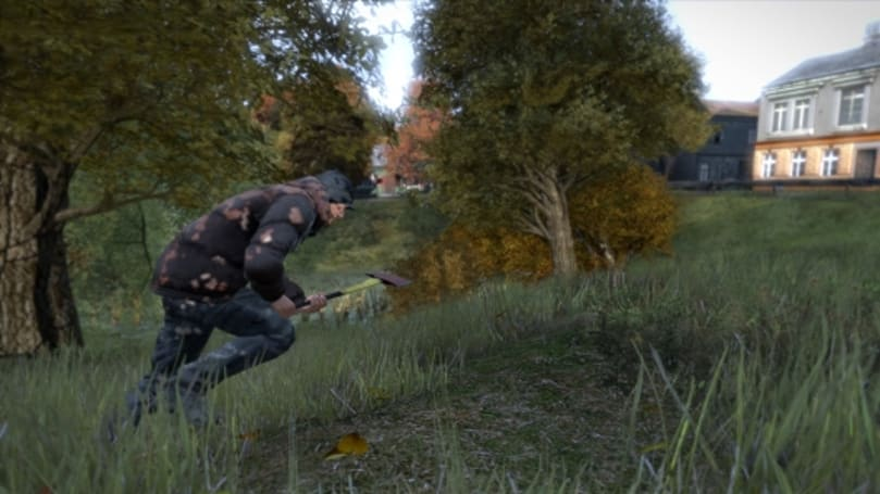 DayZ Producer: 'You are playing development builds'