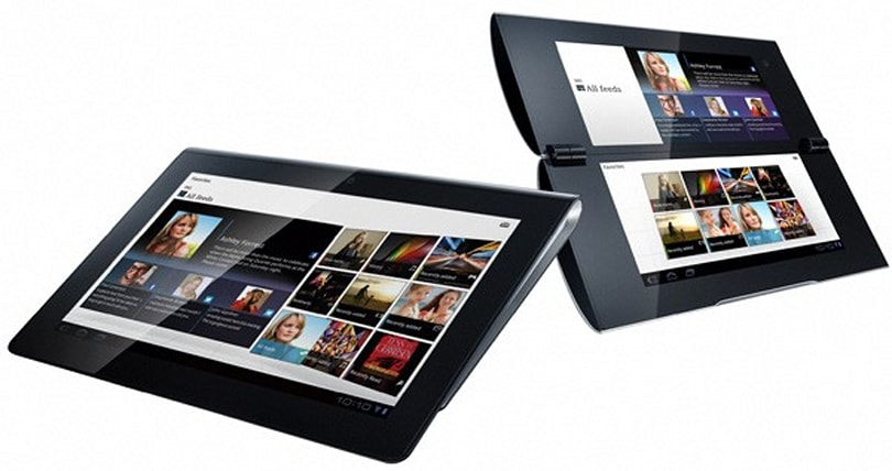 Sony S1 and S2 tablets hitting Europe in September?