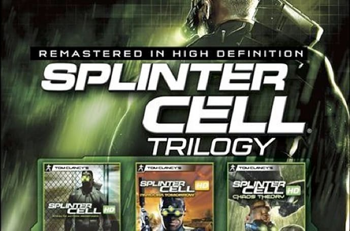 Splinter Cell HD Trilogy missing another feature: inverted aim