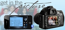 BlueSLR allows iPhone users to remotely control DSLR cameras