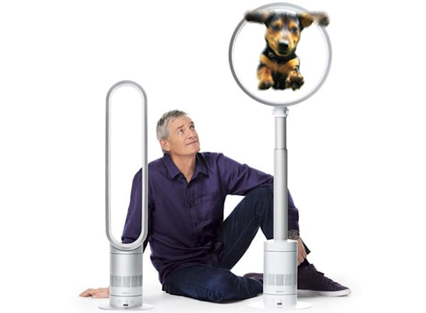 Dyson Air Multiplier fans grow up to Tower and Pedestal dimensions